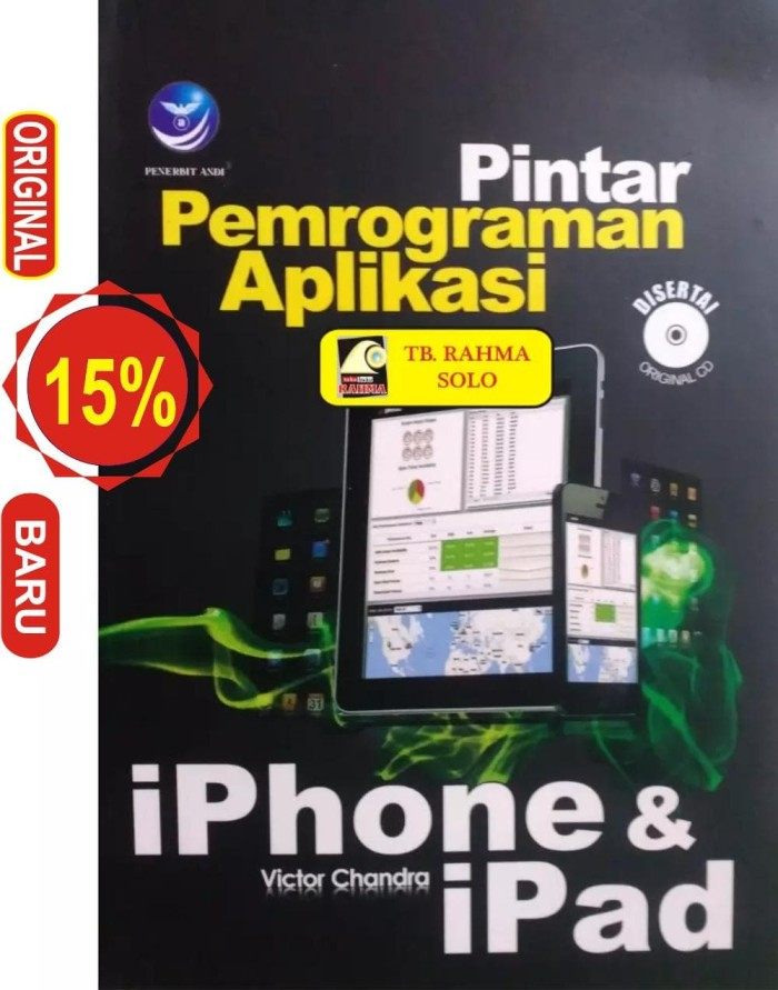 harga Pintar pemrograman aplikasi iphone dan ipad victor chandra Tokopedia.com