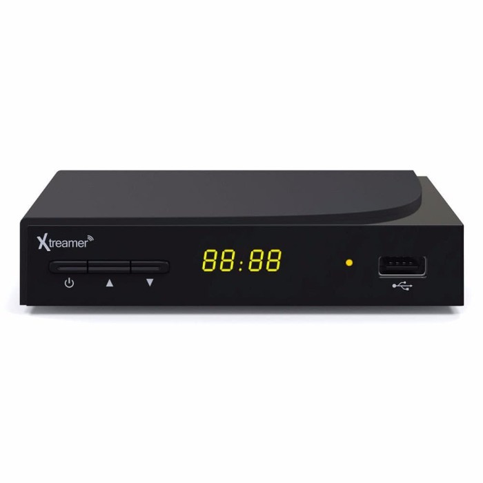 harga Xtreamer bien 3 set top box dvb t2 and media player hitam Tokopedia.com