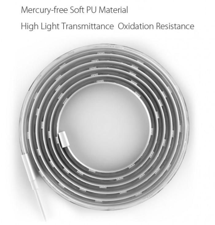 harga Xiaomi mi yeelight flexible wifi smart light strip color led lamp rgb Tokopedia.com