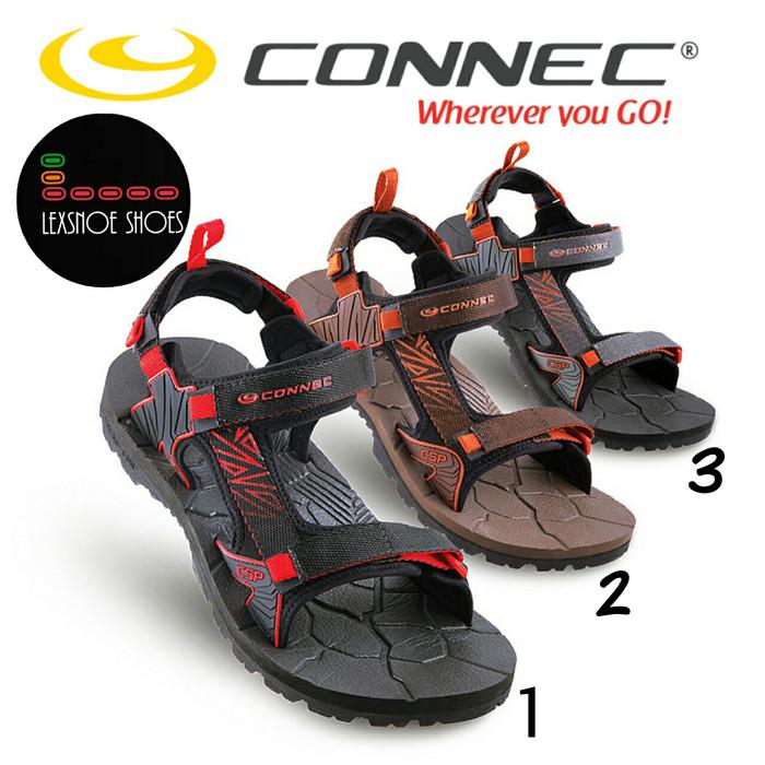 harga Original sendal connec sandal connec gunung Tokopedia.com