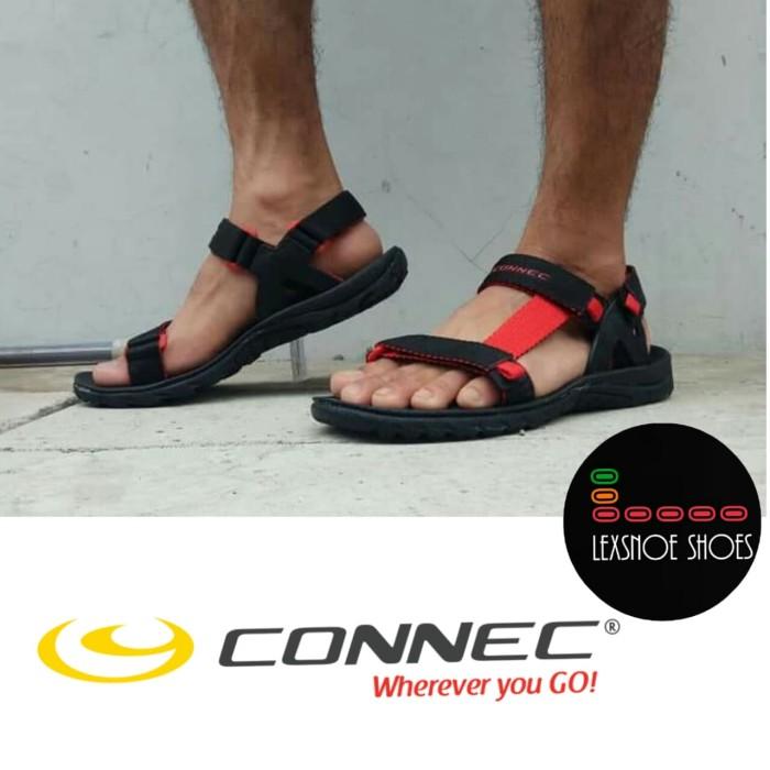 harga Asli original sendal connec sandal connec gunung Tokopedia.com