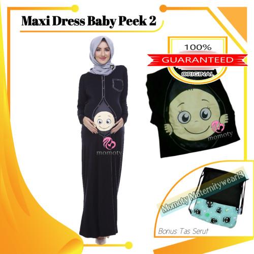 Baju Hamil Maxi Dress Bp2 Momoty Gamis Ibu Hamil Modis Agust S Blog