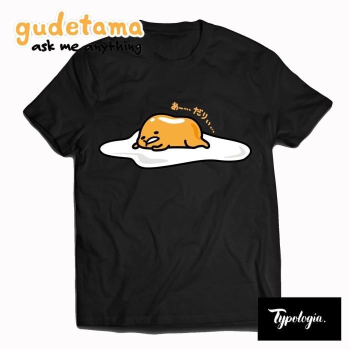 Gudetama JAPANESE Lazy Egg White Men Vest Tank Top