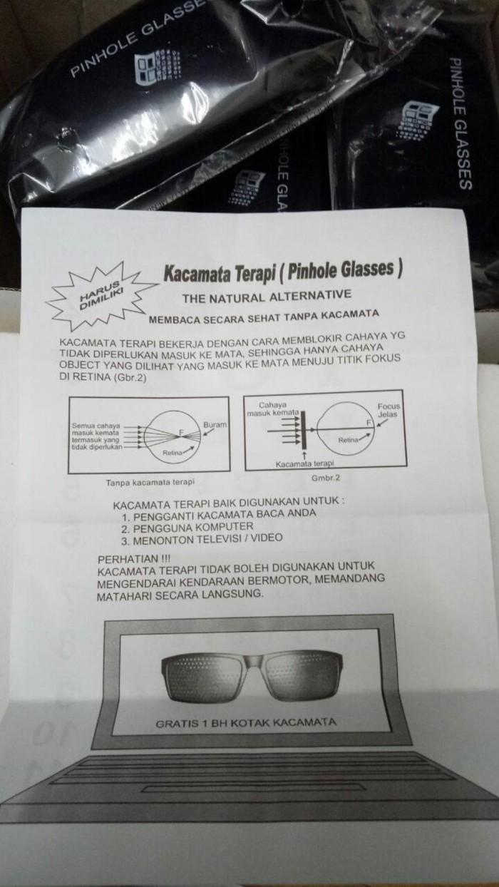 Jual Diskon Frame Kacamata Nissa Sabyan Lensa Minus Plus Silinder Alat Terapy Mata I Care Terapi Kesehatan Tp 012 Dan Bonus C