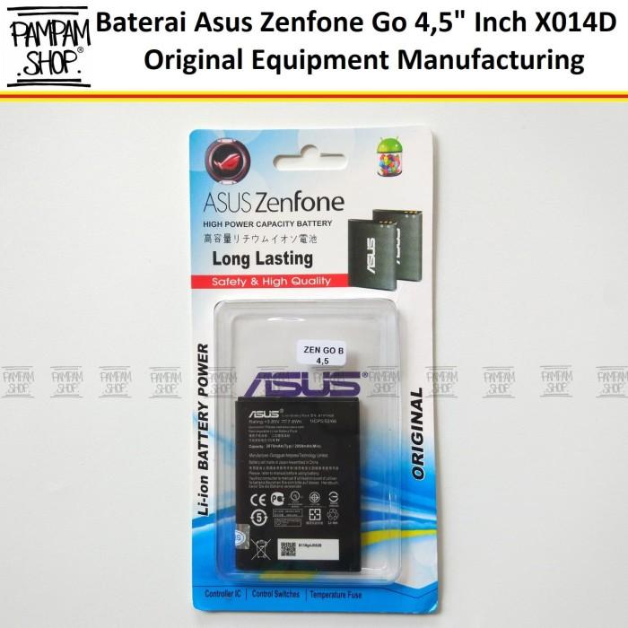 harga Baterai handphone asus zenfone go 45  inch x014d original oem inci Tokopedia.com