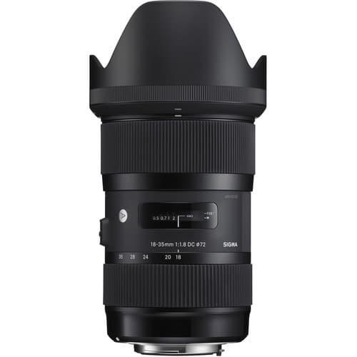 harga Sigma 18-35mm f1.8 dc hsm art lens for nikon - lensa sigma resmi Tokopedia.com
