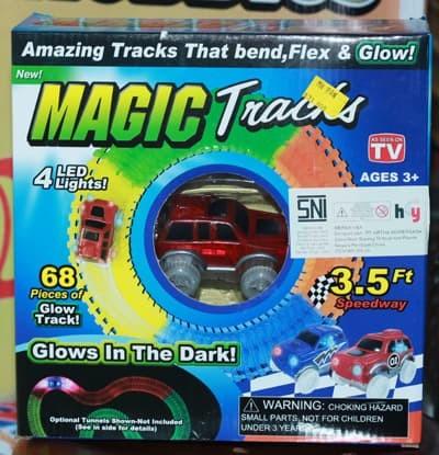 Foto Produk Magic Tracks 68 pcs Track - As Seen ON TV dari Pandu Marindi