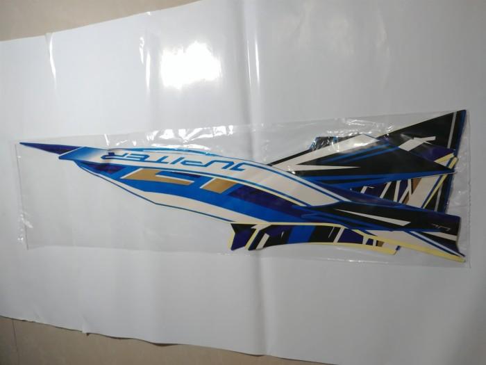 harga Stiker bodi & lis body & striping jupiter z1 2016 biru Tokopedia.com