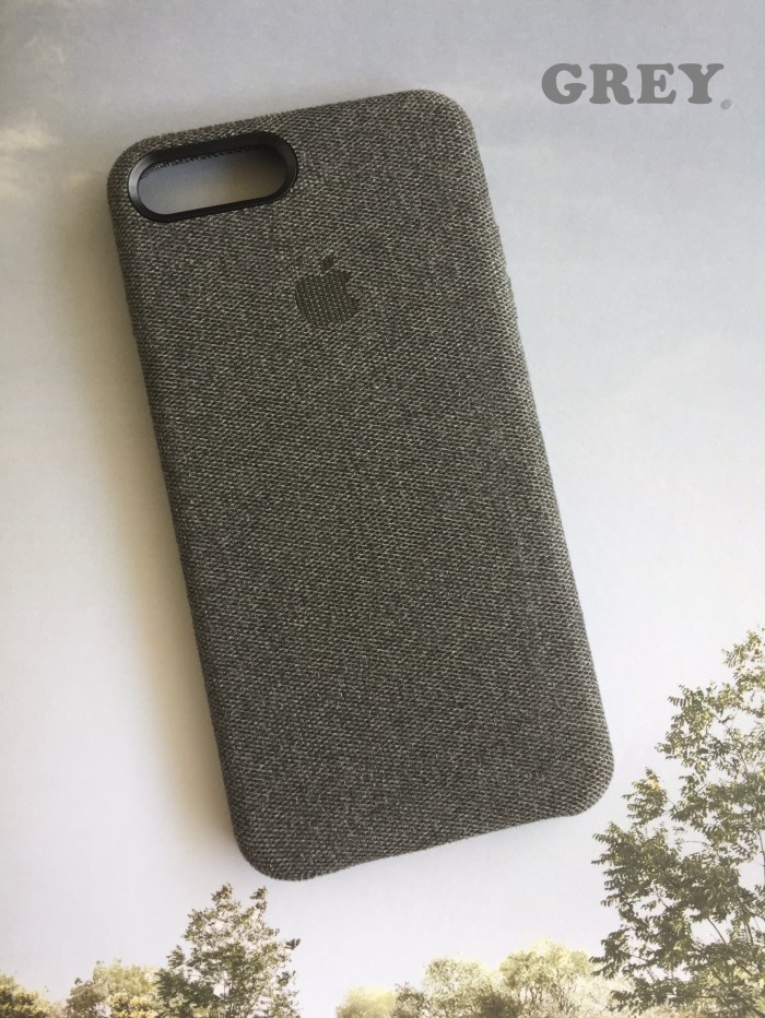 harga Canvas case iphone 7+ / 7 plus casing kain hardcase original packaging Tokopedia.com