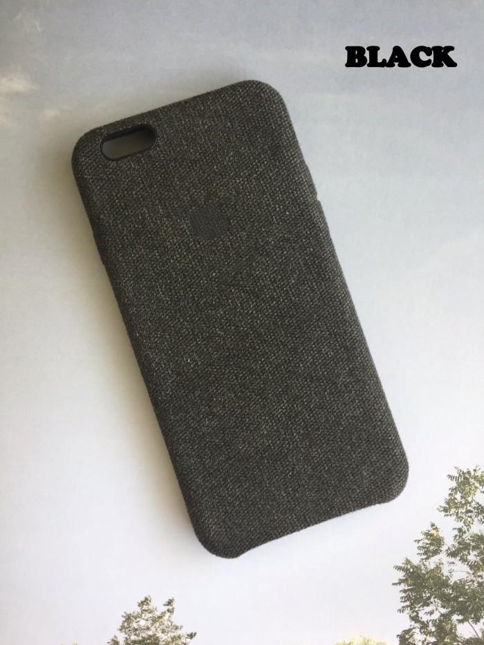 harga Canvas case iphone 6 / 6s casing kain hardcase original packaging Tokopedia.com