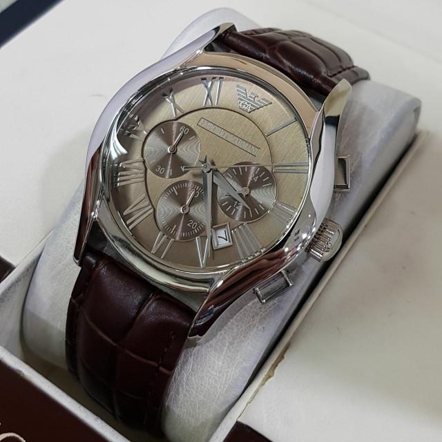 Jual Jam tangan pria Emporio Armani AR0669 - Arloji super murah ... 909dd4eecb