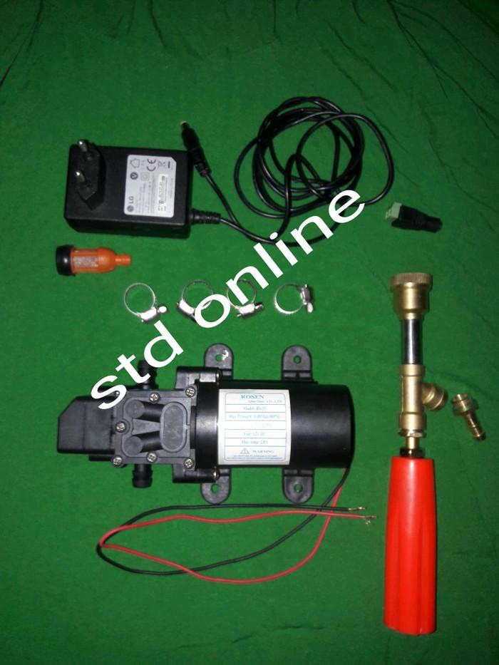 harga Steam dc alat cuci steam high pressure jet cleaner portable cuci motor Tokopedia.com
