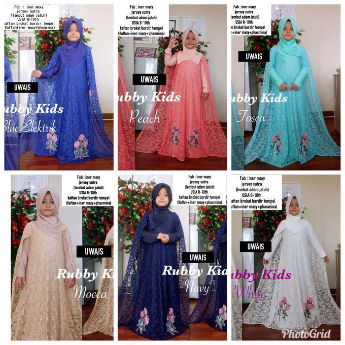 Jual Baju Anak Perempuan Muslim Longdress Rubby Kids - myfashion ... 55ea8069db