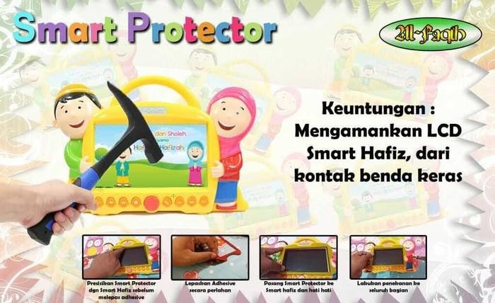 Screen protector pelindung layar smart hafiz