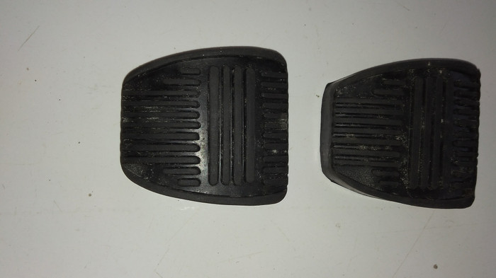 Foto Produk karet pedal rem dan kopling kijang dari double div motor