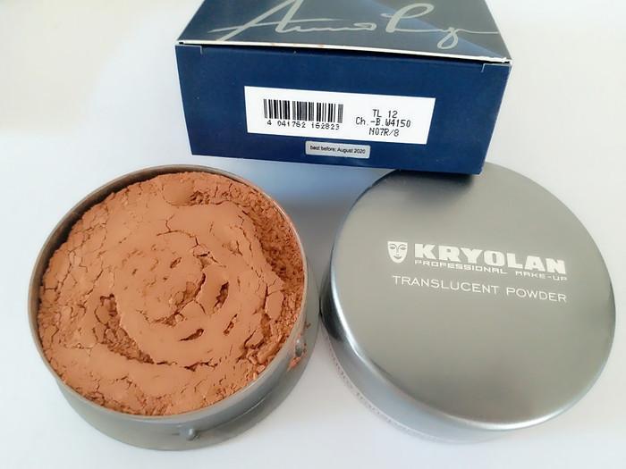 harga Translucent powder kryolan tl12 / bedak tabur kryolan Tokopedia.com