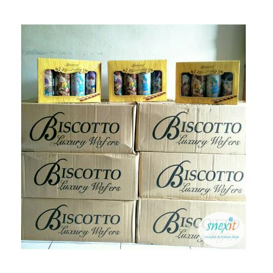 harga Biscotto luxury wafer / astor / paket lebaran Tokopedia.com