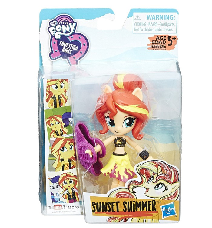 harga My little pony equestria girls minis collection sunset shimmer Tokopedia.com