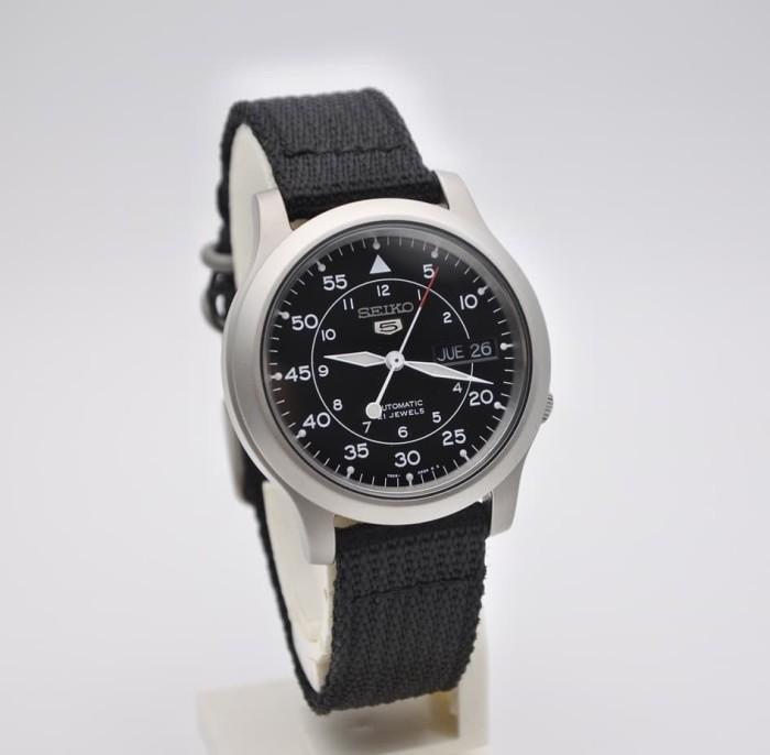 harga Jam tangan seiko snk809k2 original garansi resmi 1 tahun Tokopedia.com