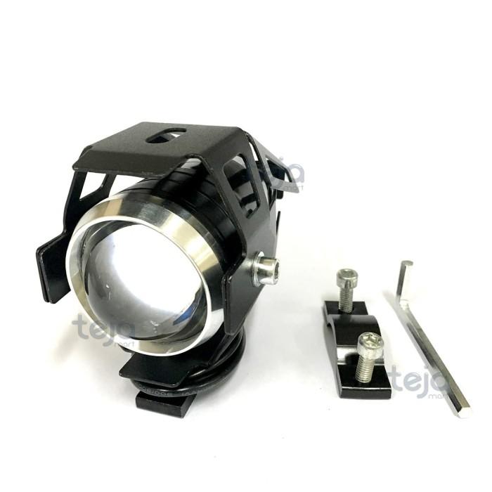 harga Led cree transformer u5 hitam black lampu tembak sorot aksesoris motor Tokopedia.com
