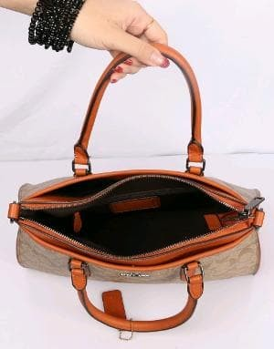 f2030ed6ef ... official tas wanita coach morgan satchel handbag mewah branded import  hot ite 8a5e9 3997a