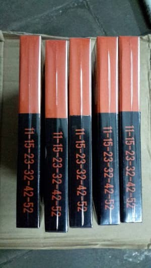 harga Senar gitar strings string djabon akustik acoustic 011 52 set 6 senar Tokopedia.com