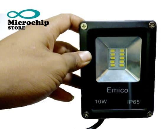 harga Lampu taman sorot led 10w ip65 waterproof - warna putih Tokopedia.com