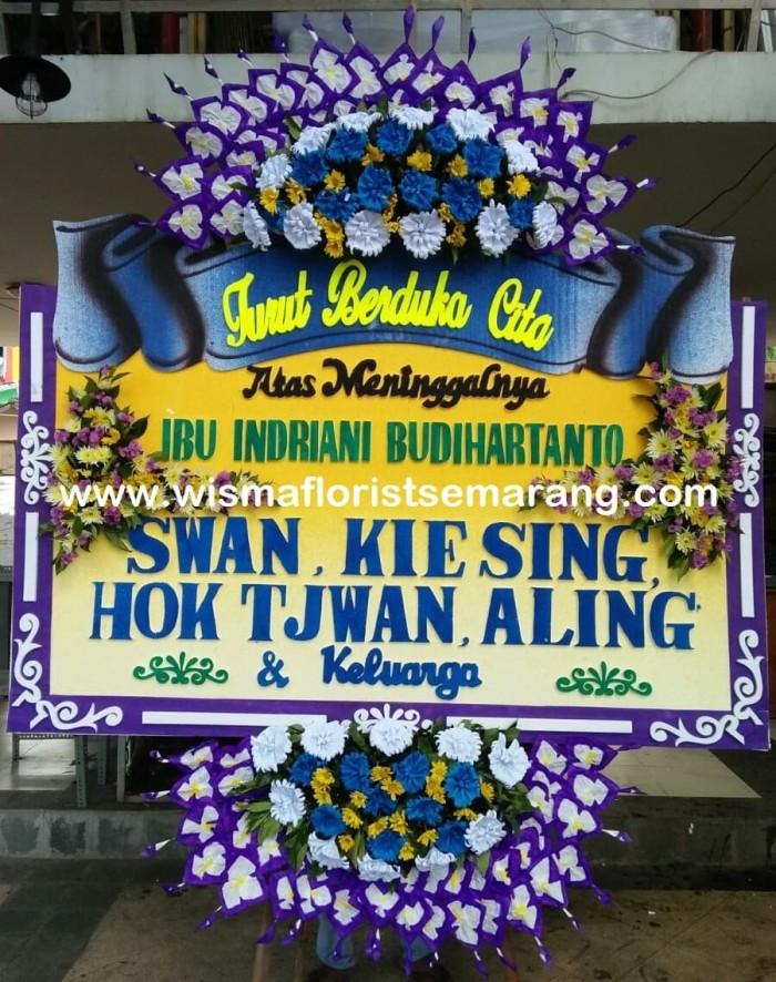 Jual Karangan Bunga Papan Semarang Toko Bunga Papan Ucapan Duka Cita