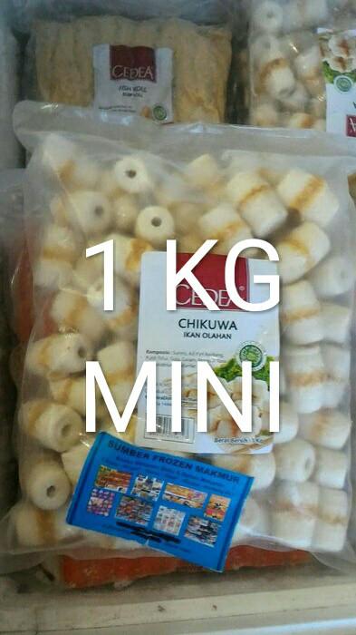 Jual chikuwa mini 1kg cedea - Jakarta Utara - SUMBER