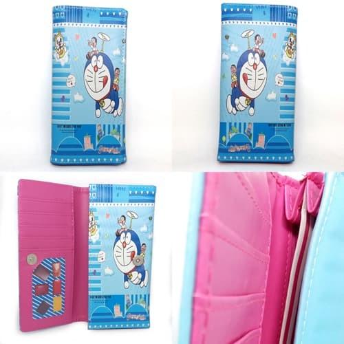 harga Motif b dompet lipat panjang pouch 1803 doraemon Tokopedia.com