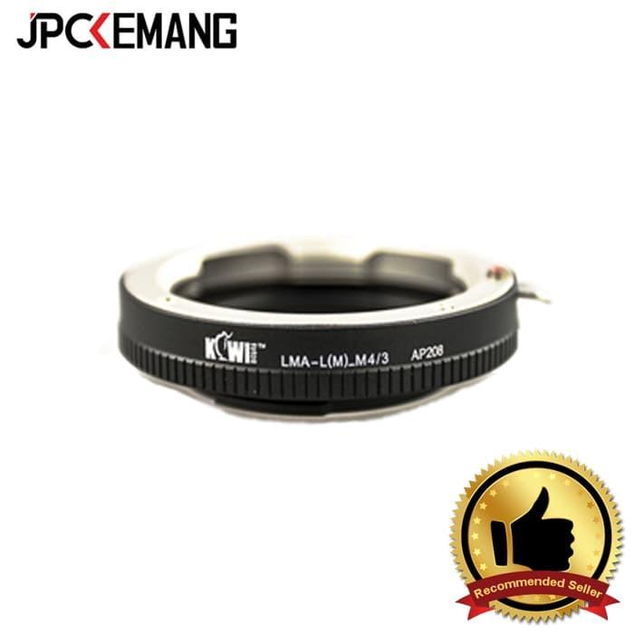 harga Kiwi leica m lens to micro 4/3 camera Tokopedia.com