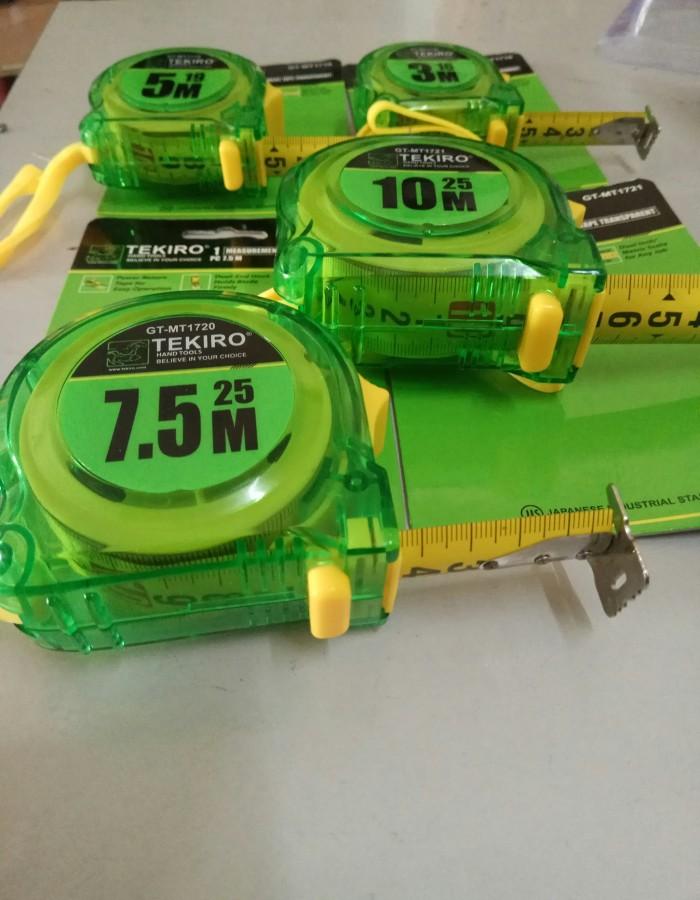 Meteran Bolak Balik 5 Meter Tekiro / Measurement Tape 5 M Tekiro