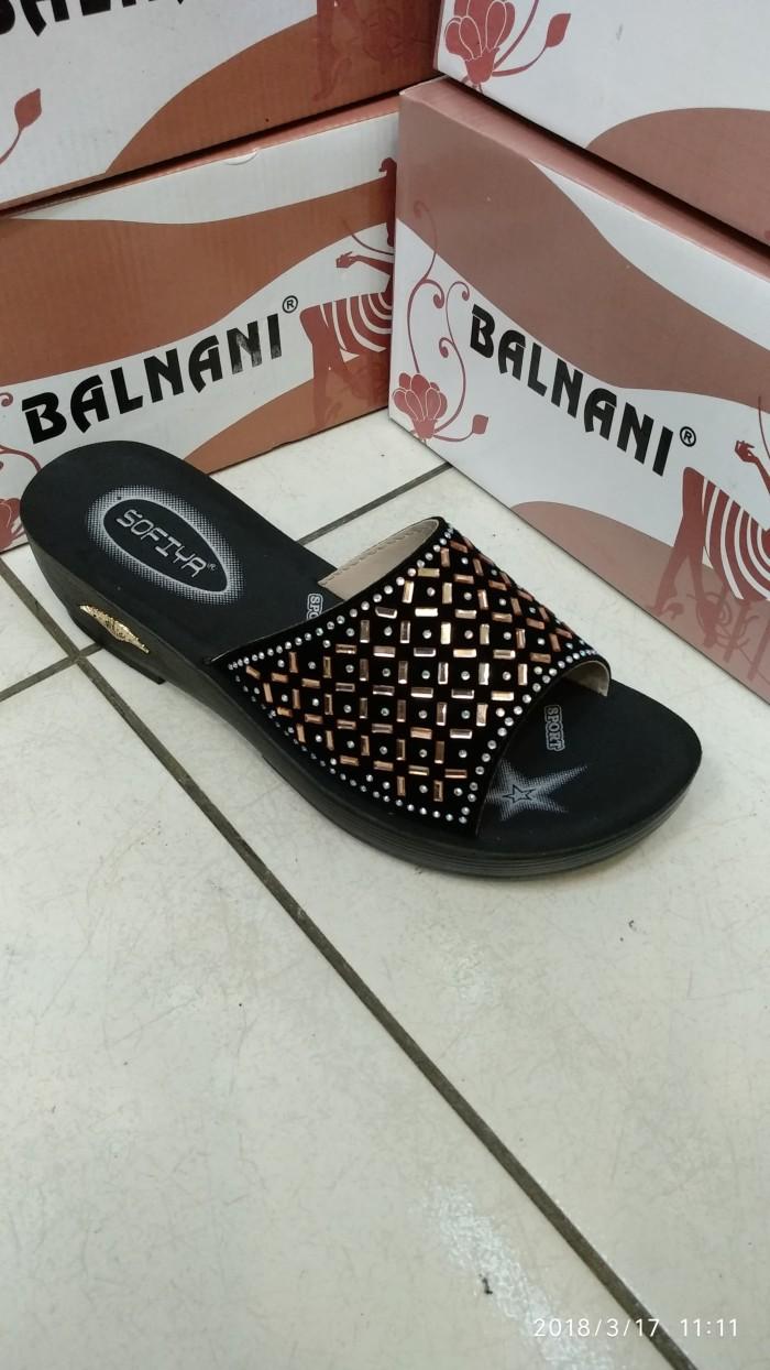 ... harga Sofia sandal import wanita cewek 1688 35 sepatu wedges flat heels  Tokopedia.com. Rp. 180000 1c916e8578