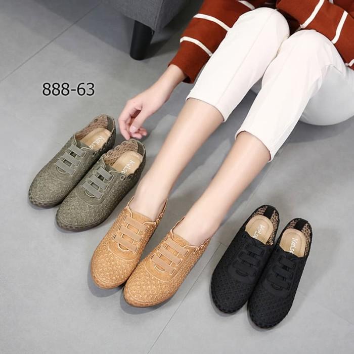 harga Sepatu merek kelsey 888-63 Tokopedia.com