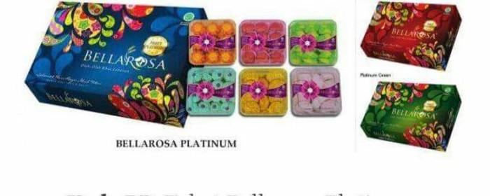Parcel Kue Kering Lebaran Bellarosa Paket Platinum