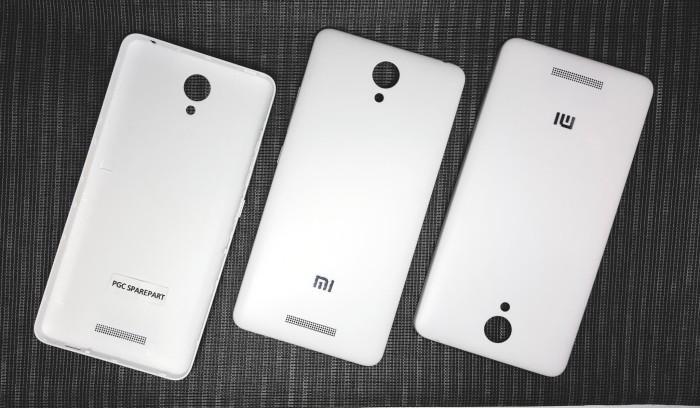 Backdoor Casing Belakang Xiaomi Redmi Note 2 - Back Cover Case Door