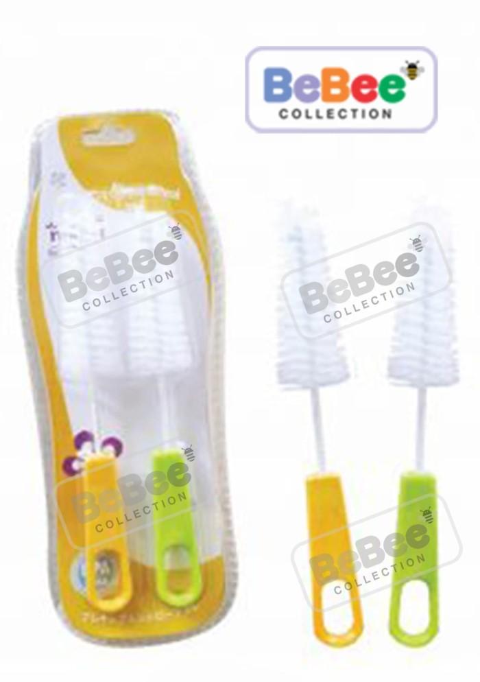 9308 - Naoki Sikat Dot - Nipple Brush (2pcs)