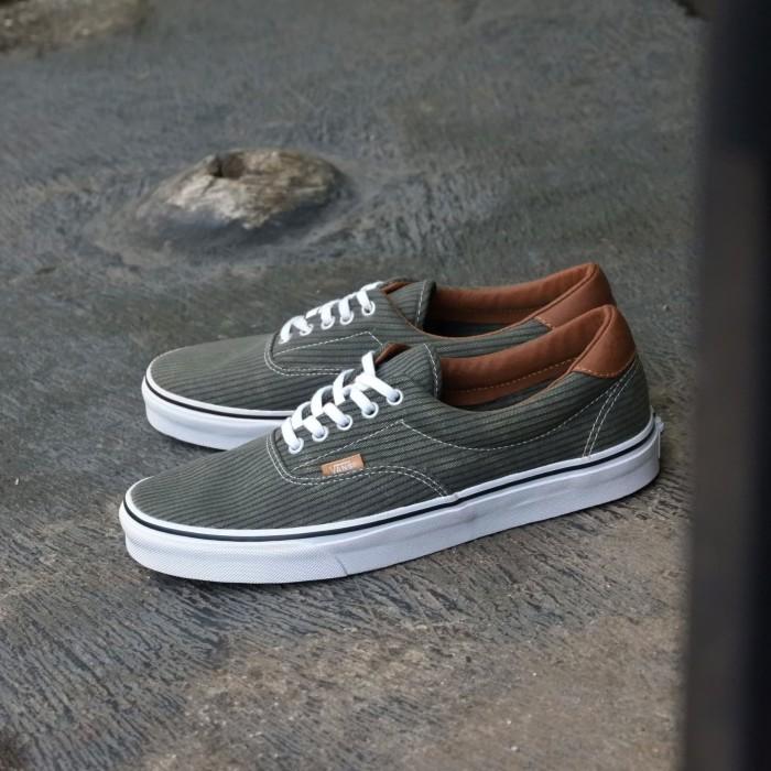 Jual Sepatu ORIGINAL BNIB Vans Era 59 Washed Herringbone - INDOSTEP ... a04ef328a