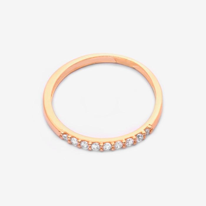 harga Aligned geo ring - rose gold 14 Tokopedia.com