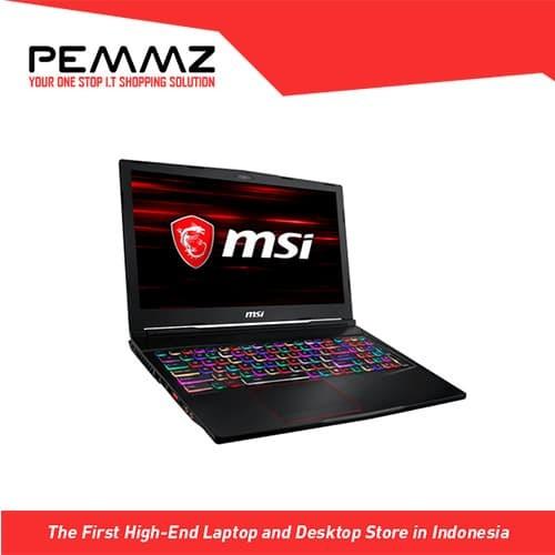 harga Msi ge63 9se - 498id | rtx2060 6gb | win 10 Tokopedia.com