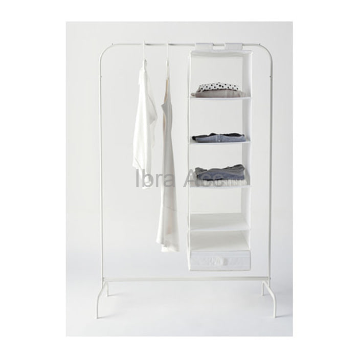 Jual Ikea Rak Gantung Lemari Pakaian Baju Mulig Clothes Rack L04