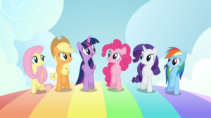 Jual 3d Wallpaper My Little Pony Spike Rainbow Dash Twilight 7874 Jakarta Barat Wingman Printing Tokopedia
