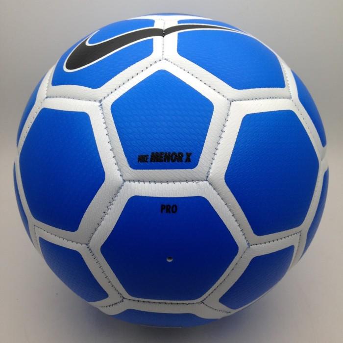 harga Bola futsal nike menor x ball blue sc3039-406 original bniwt Tokopedia.com