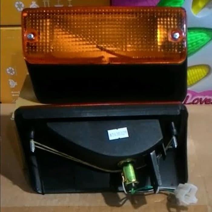 harga Lampu sen/lampu bumper toyota kijang grand 92-97 Tokopedia.com