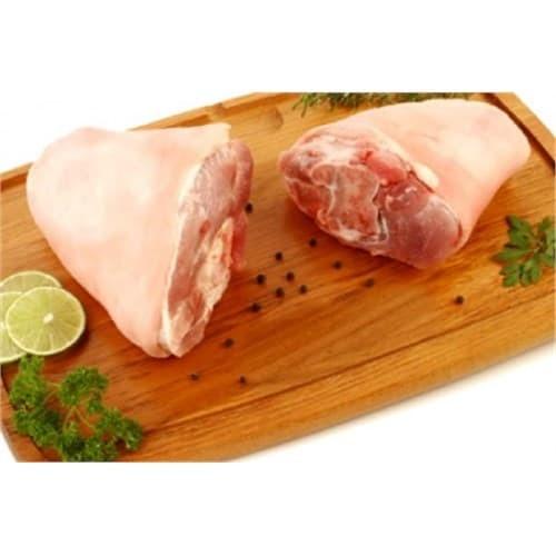 Foto Produk DAGING PAHA BABI DENGAN KULIT dari Pork Fresh