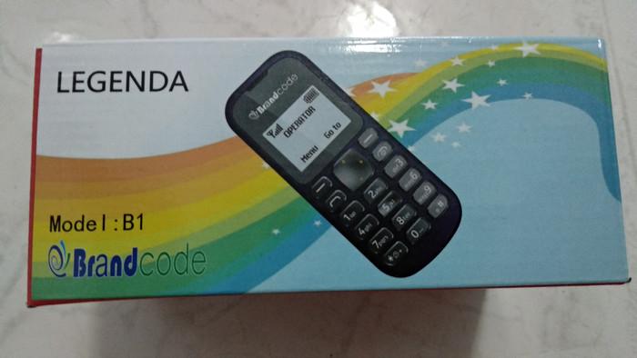 harga Brandcode b1 legenda gsm single sim card garansi 1 tahun Tokopedia.com