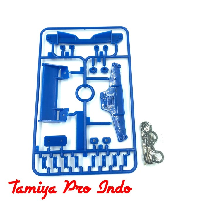 harga Rep. tamiya 95252 aero hi mount roller spoiler blue sloop Tokopedia.com