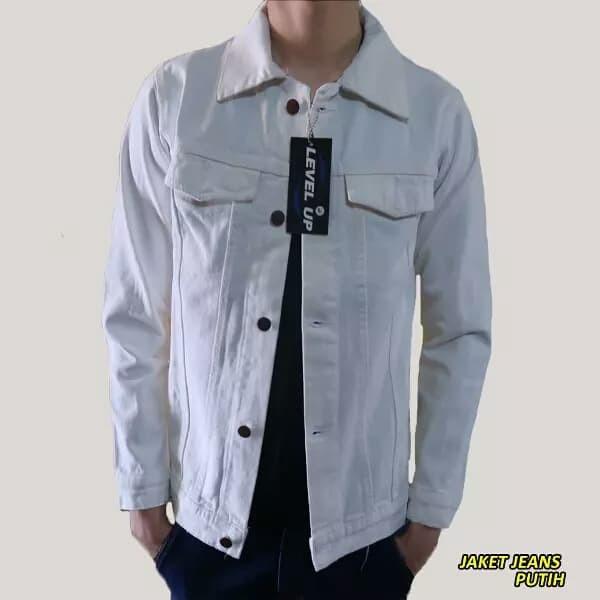 Jual jaket jeans levi s lekel premium import pria wanita bisa pake ... 25c6ab7561