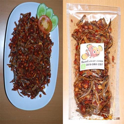 Foto Produk Ikan Teri Kacang Balado dari Ikanlover