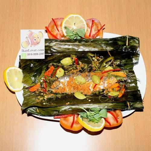 Foto Produk Pepes Ikan Asin Peda Kemangi dari Ikanlover